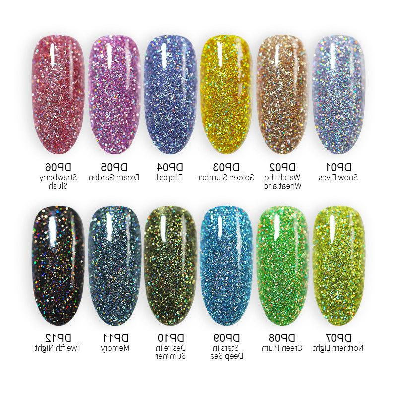 BORN PRETTY Nail Dipping Polish UV