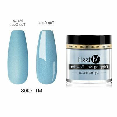 11Pcs MTSSII Dipping Powder Dust System Rose Gold