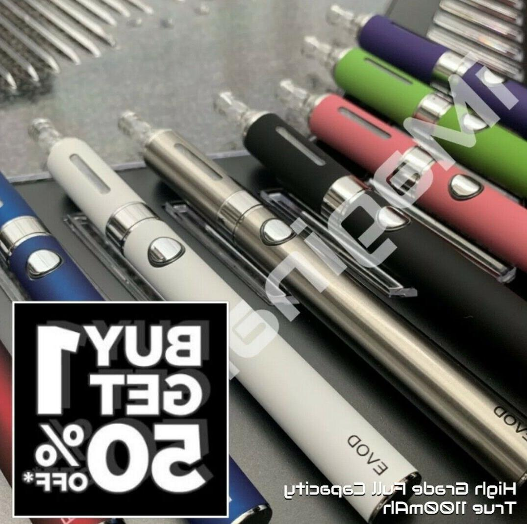 1x evod1 1100mah battery mt3 tank w