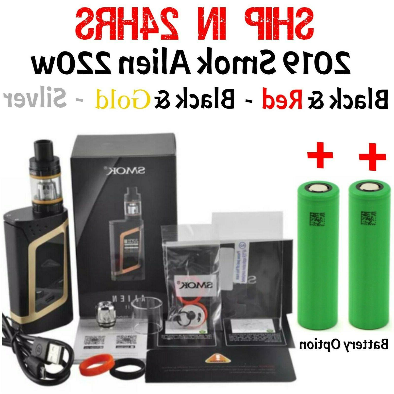 2019 new smok1 alien1 220w starter kit