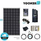Renogy 2700W 48V Mono Solar Panel Cabin Kit MPPT Off Grid Ba