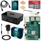 Raspberry Pi 3 Model B+  Starter Kit 32GB Micro SD Card Powe