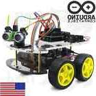 4WD Arduino Smart Car Robot Learning Starter Kit - Smart Pro