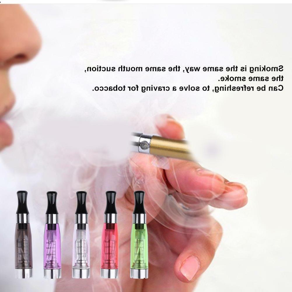 5pcs Rechargeable eGo-T Starter Kit 1.6ml Charger