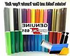 Oracal 651 Vinyl 30 Color Starter Kit With Transfer Paper An
