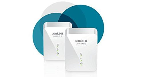 D-Link PowerLine 1000 Mbps, 1 Gigabit Port