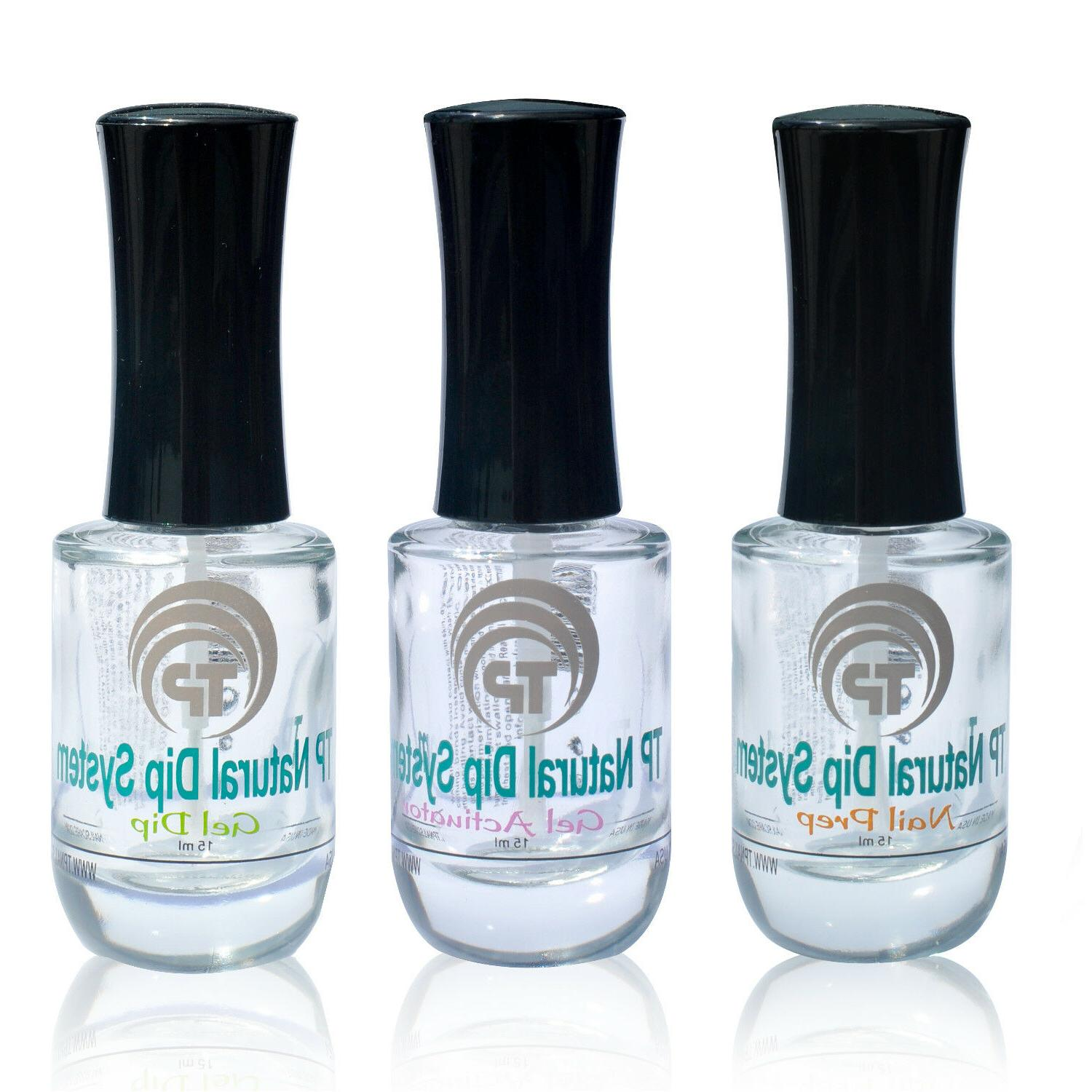 French Manicure Starter to use powder oz. per