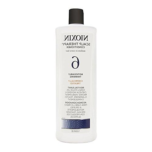 Nioxin - System 6 Scalp Therapy For Medium/Coarse Natural No