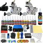 Solong Tattoo Complete Starter Tattoo Kit 2 machine 24 Color