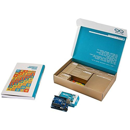 The Kit Deluxe Bundle Make: Arduino: The Source Electronics
