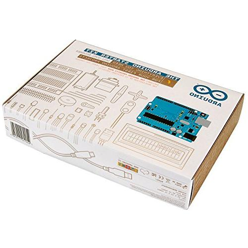 The Official Arduino Kit Make: Getting Arduino: Electronics Edition Book