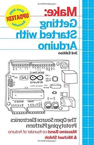 The Kit Bundle Make: Getting Arduino: Electronics Edition
