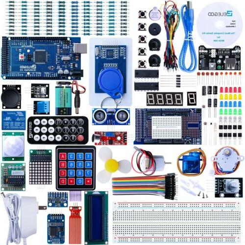 arduino mega 2560 ultimate starter kit