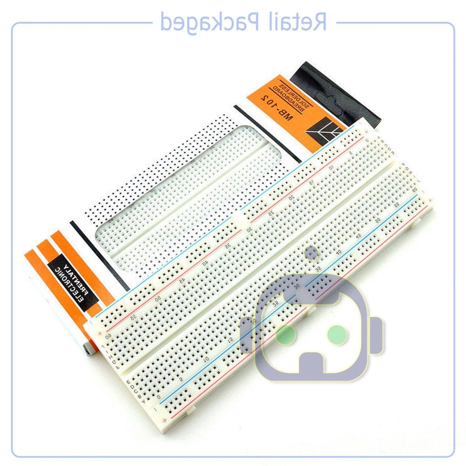 Arduino Uno Starter Kit 400 Jumpers, USB Cables