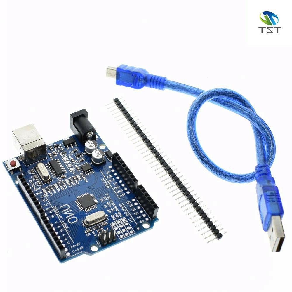 Arduino 830 65 Jumpers, USB Battery Cables