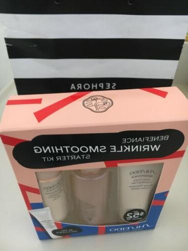 Shiseido Smoothing Kit In Box*