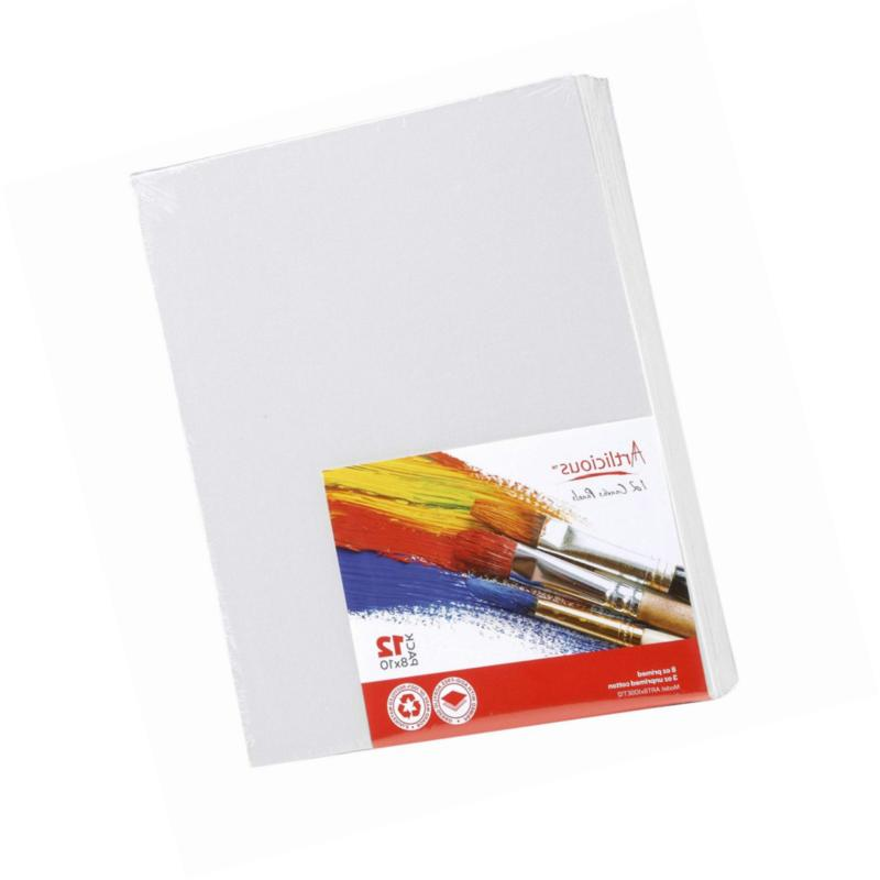 """Artlicious Panels Pack 8""""X10"""" Value Pack- for Pa"""