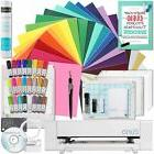 Silhouette Curio Starter Bundle with 24 Oracal 651 Sheets an