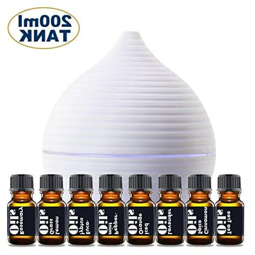 diffuser starter kit includes 8
