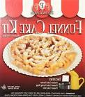 Funnel Cake Starter Kit with pitcher cake ring