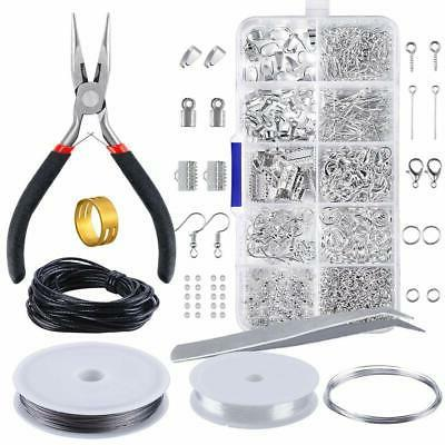 Eag Jewelry Making Tools Kit Wire Starter