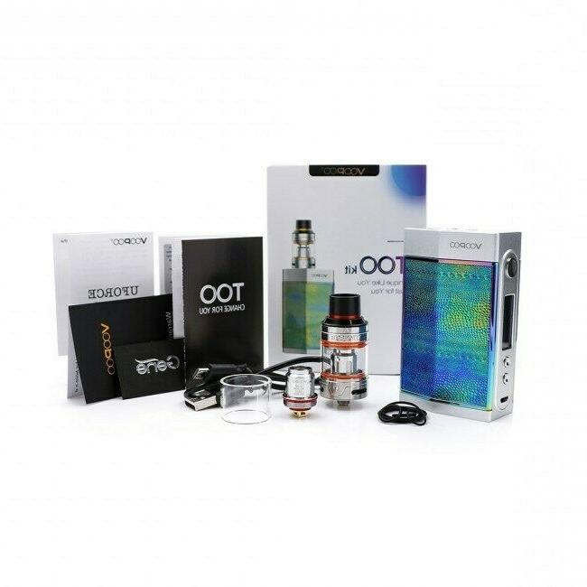 **LATEST FROM VooPoo TOO 180W Kit~~US SELLER~~FREE