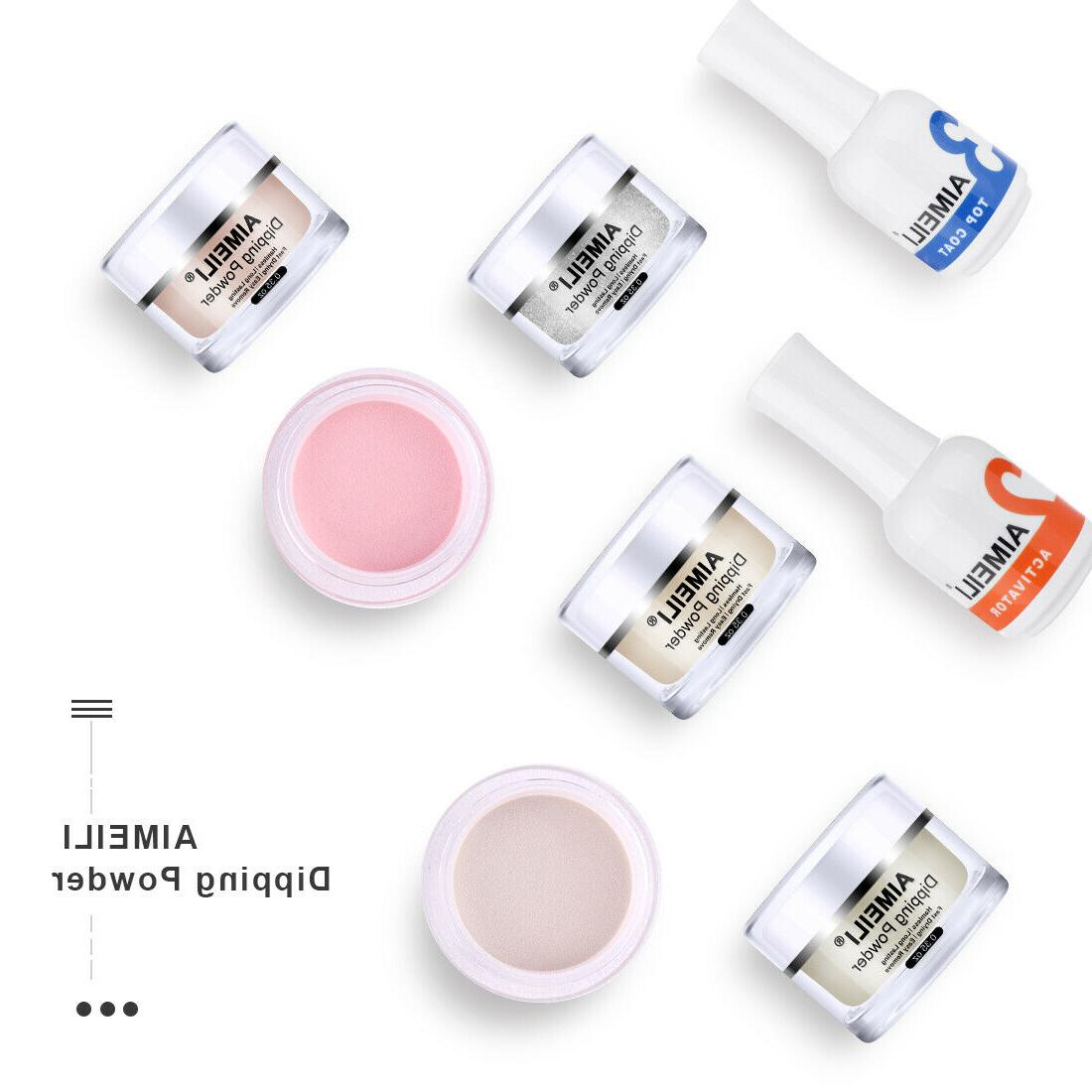 AIMEILI Dipping Starter Clear Dip US