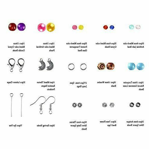 Opount Starter Kit Jewelry Beads For