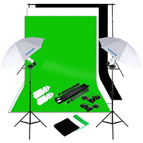 photography lighting kit daylight umbrella