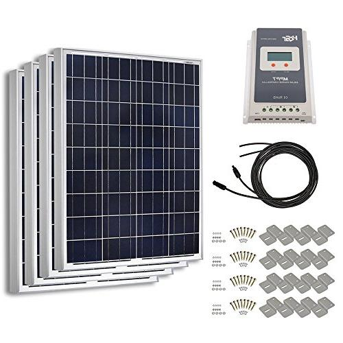 polycrystalline solar panel kit