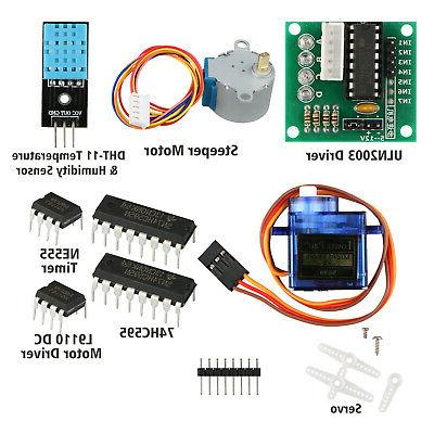 Professional Ultimate Kit Arduino R3