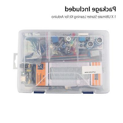 Professional Learning Kit Arduino UNO R3 Servo