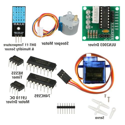 Professional Ultimate Learning Kit for Arduino