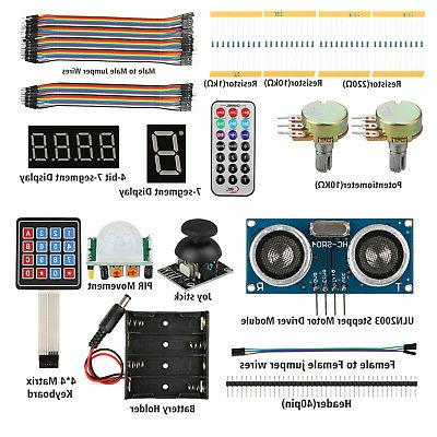 Kit for Arduino R3 Servo Processing