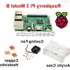 For Raspberry Pi 3 Model B 1GB RAM Quadcore 1.2GHz CPU Media