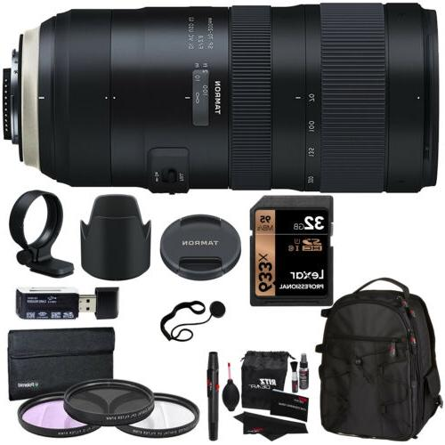 Tamron SP 70-200mm F/2.8 Di VC USD G2 Lens  *NEW* *IN STOCK*