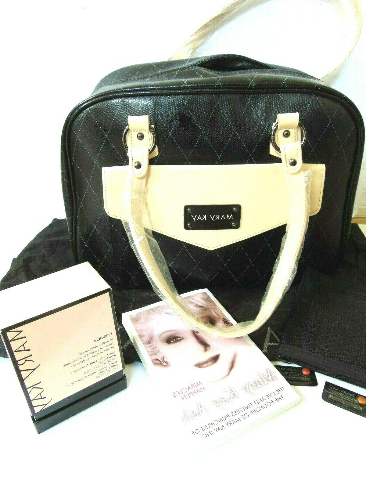 Mary Kay Starter Kit Consultant Caddy & Extras