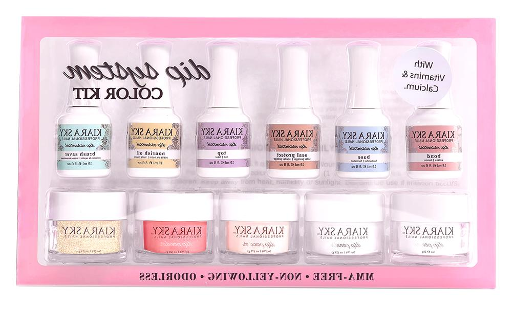 Kiara Sky Starter Kit or or Nail Prep Dipping Dip ALL