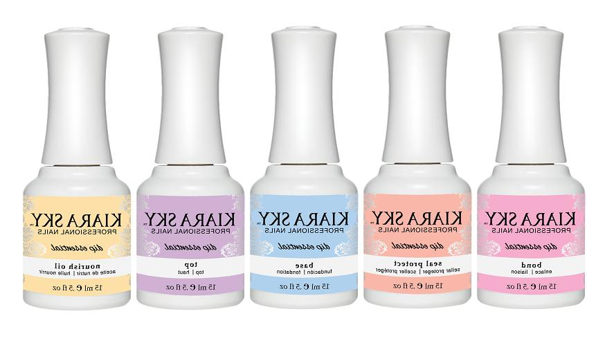 Kiara Sky Starter Kit or Color Kit or Nail Prep for Dipping