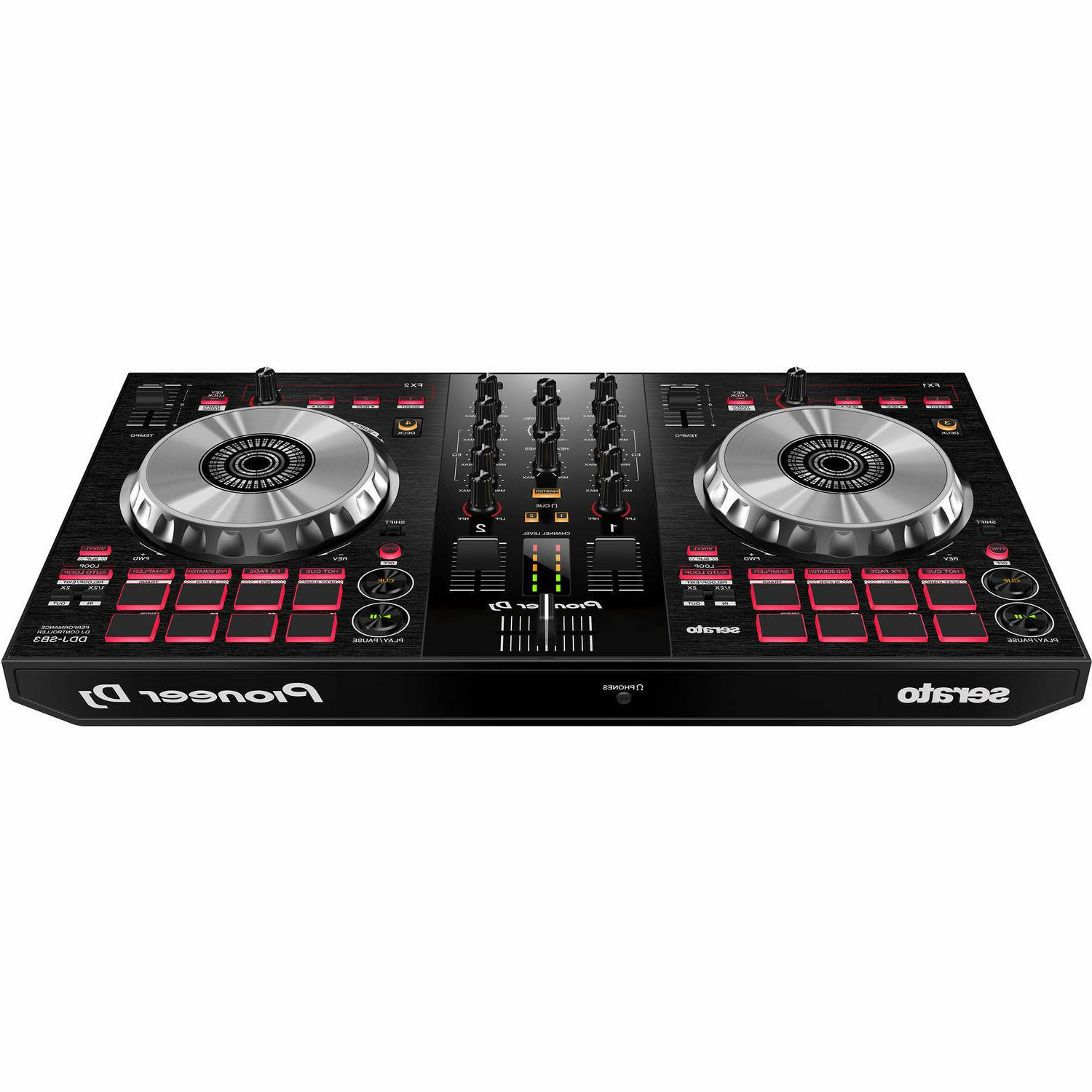 Pioneer w/ Controller M30 HF125
