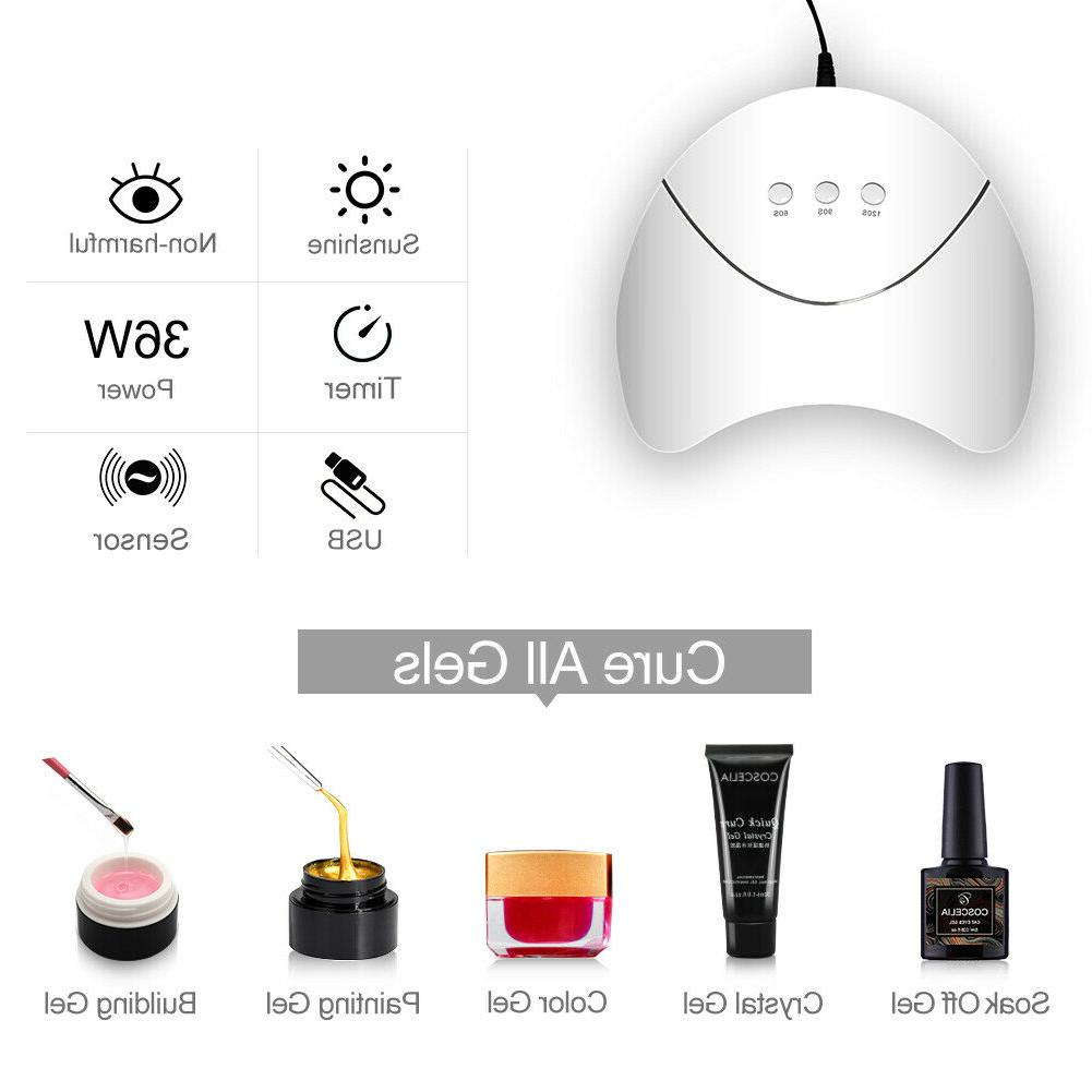 Kit LED Manicure