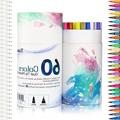 24 Color 1oz Super Starter Airbrush Acrylic Paint Set Cleane