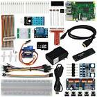 US Raspberry Pi 3 Model B Board  IOT Starter Kit+ 5V/2.5A Po