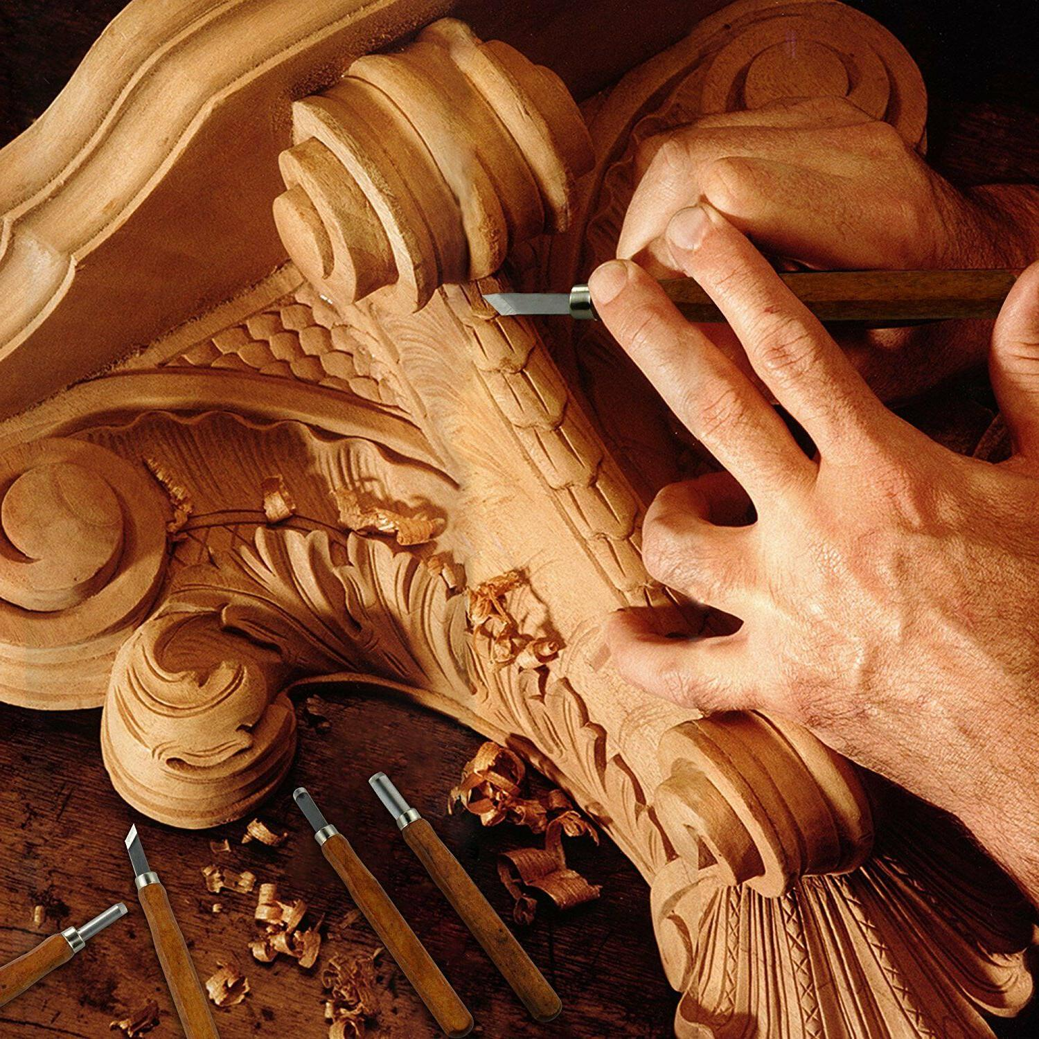 Wood Carving Piece Wood Carving Wood Tools