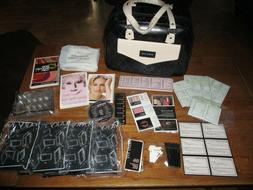 Large Mary Kay Consultant Cosmetic Starter Kit Tote Bag w/ S