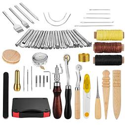 leather craft hand tools kit