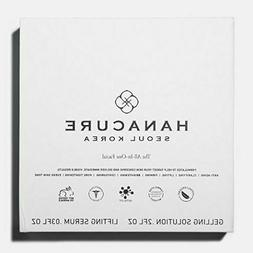 Hanacure Mask All in One Starter Kit Facial Lifting Serum w