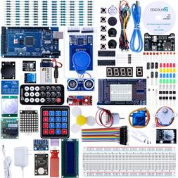 Mega 2560 Project - The Most Complete Ultimate Starter Kit w