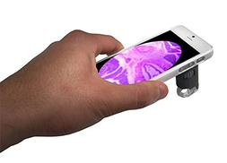 Carson® MicroMax Plus 2 LED Microscope with iPhone 5 Adapte