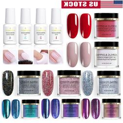 BORN PRETTY Nail Art Dipping Powder Glitter Holographics Acr